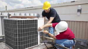 HVAC services in sharjah